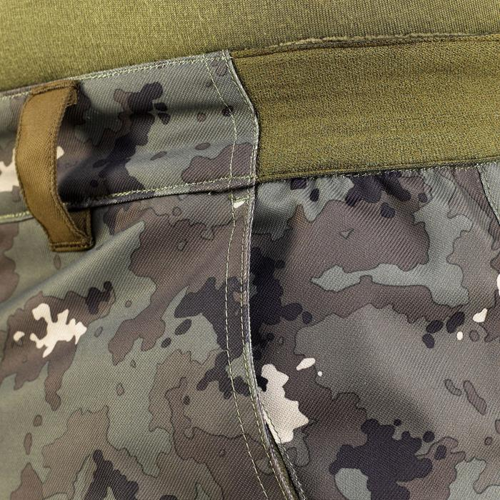 Pantalon chasse imperméable chaud 500 - 840924