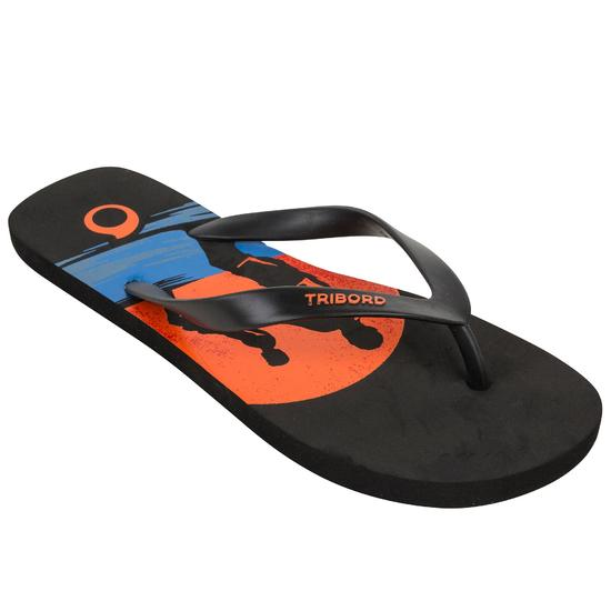 Herenslippers TO100S print New Wave - 840972