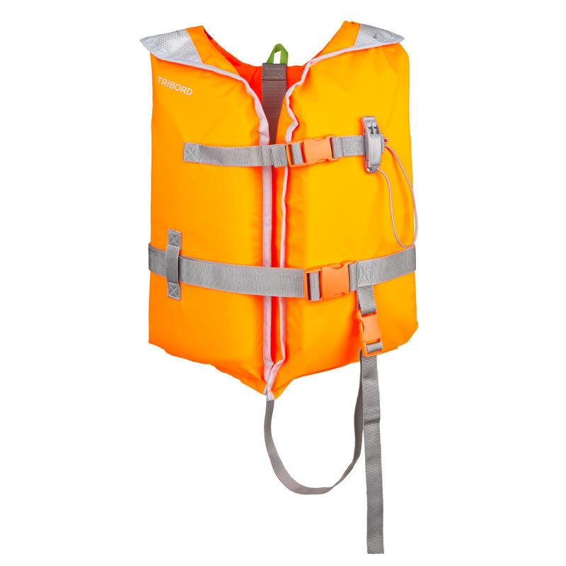 Chaleco salvavidas espuma barco adulto LJ100 100N