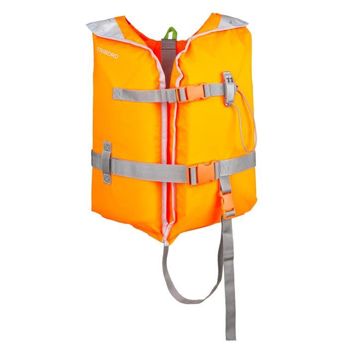 Gilet de sauvetage mousse bateau adulte LJ100 100N - 8410