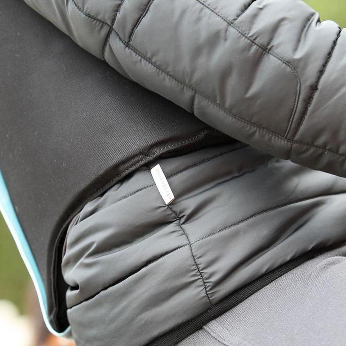 Veste équitation enfant SAFY noir - 841187