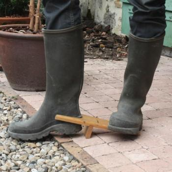 Laarzenknecht bruin