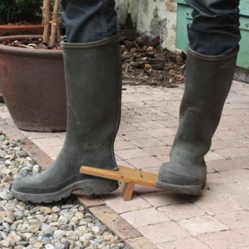 Retire-botte marron - 841209