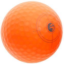 Golfball 500 aufblasbar Kinder orange