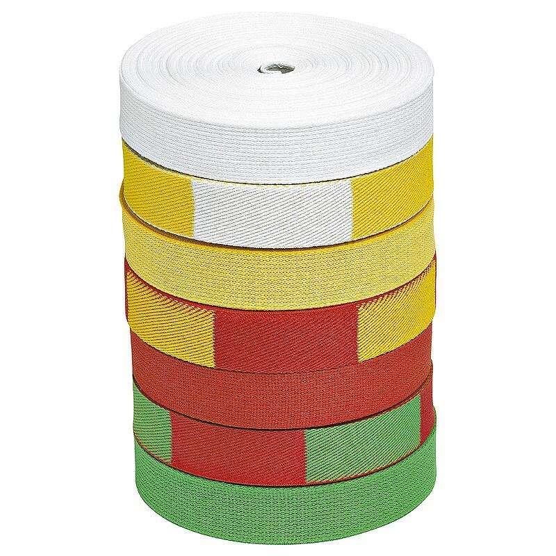PÁSKY Taekwondo - Kotouč pásků na judo 50 m DOMYOS - Taekwondo