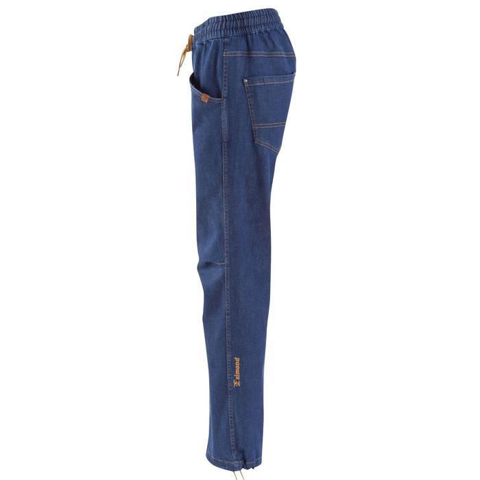 Jeans Edge dames blauw