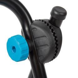 Fietsdrager voor achterklep 320 voor 3 fietsen - 841751