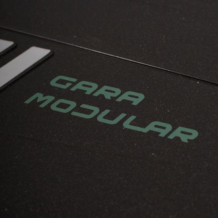 Palmes de chasse sous-marine et d'apnée Gara Modular noir et gris - 842089