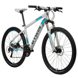 MTB Rockrider 540 dames wit 27.5""