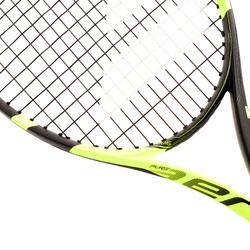 Tennisracket kinderen Pure Aero 25 inch zwart/geel - 842440