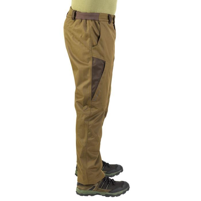 Pantalon chasse imperméable chaud 500 - 842521