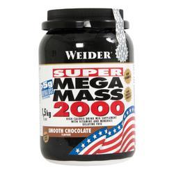 Weider Super Mega Mass 2000 chocolade 1,5 kg