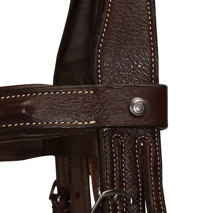 Filet + rênes équitation RECALL - poney et cheval - 843111