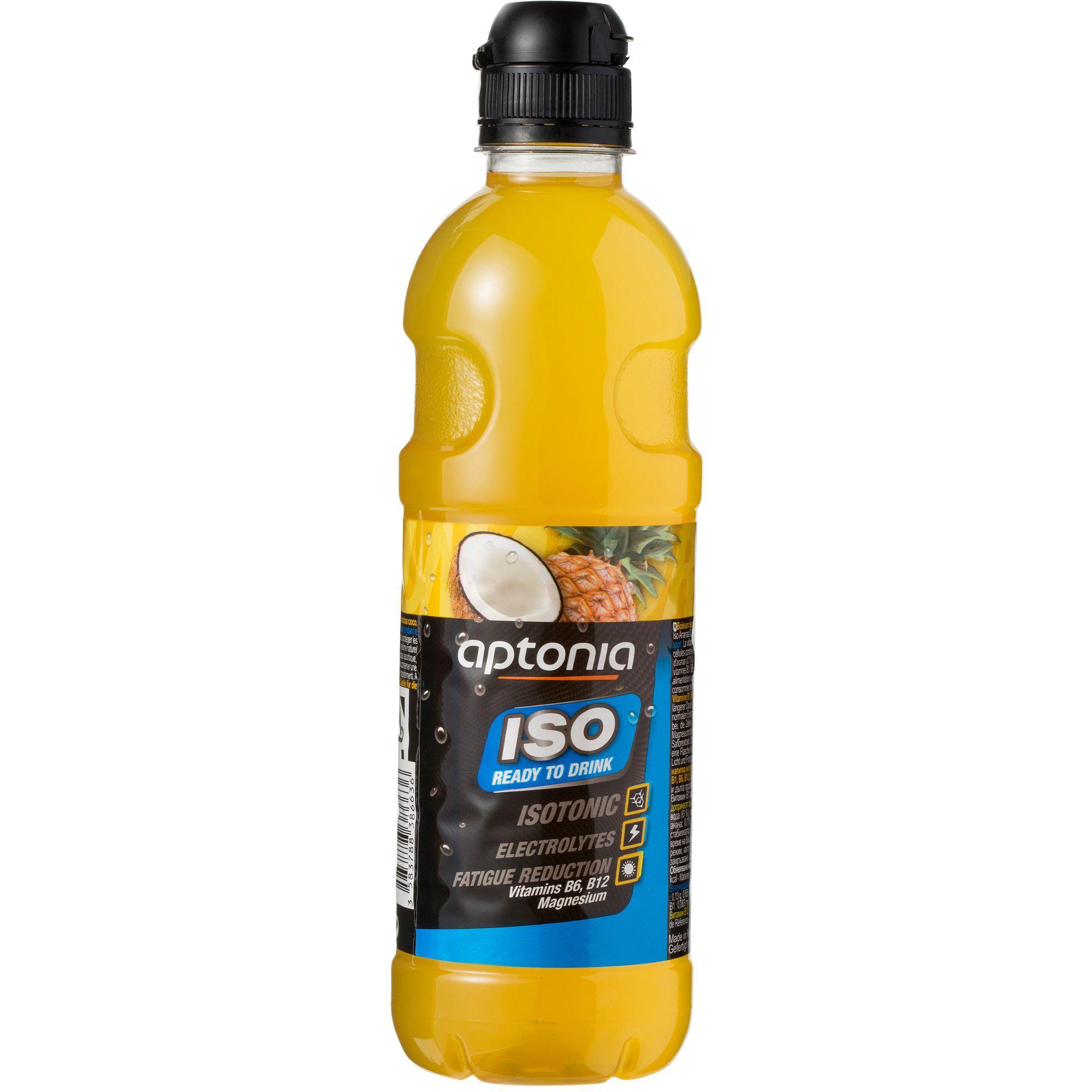 Băutură Iso Ananas Cocos 500ml de la APTONIA
