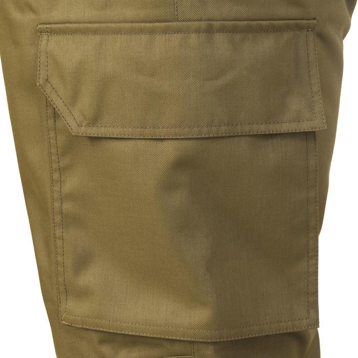 Pantalon chasse imperméable chaud 500 - 843352
