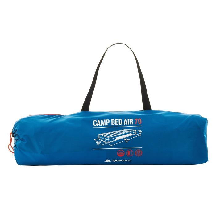 Sommier lit de camp gonflable CAMP BED AIR 70   1 pers. - 843857
