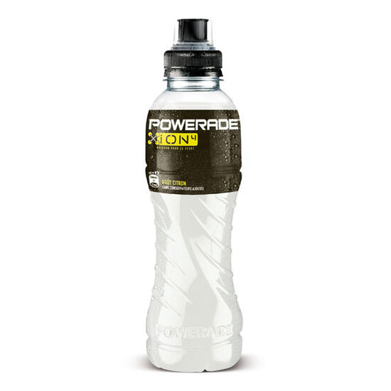 Isotone sportdrank Powerade citroen 500 ml - 844