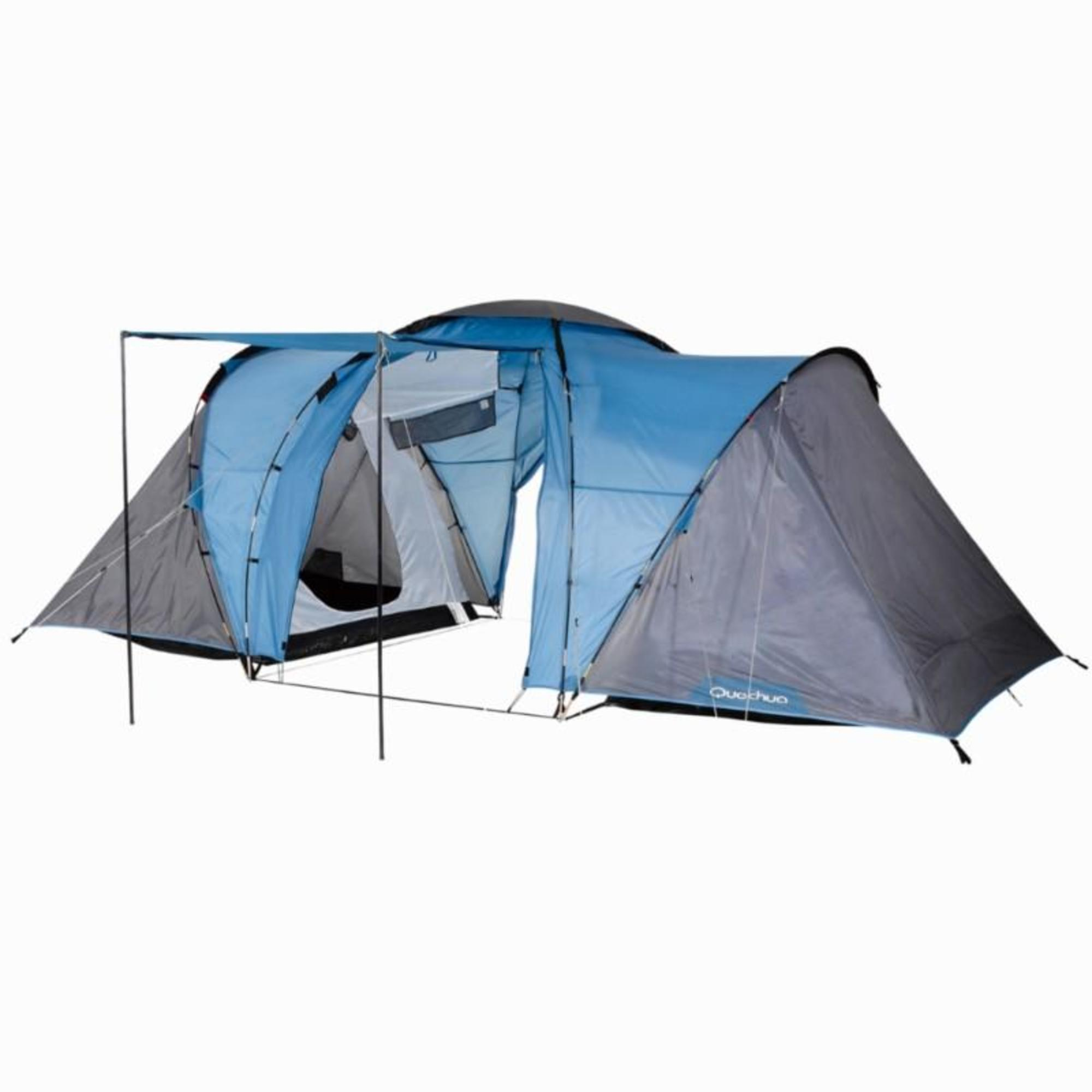 T4.2 DOME Tent  sc 1 st  Quechua & Camping tents for 4 to 8 people | Quechua