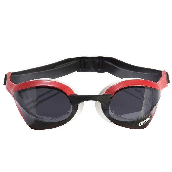 Lunettes de natation COBRA ULTRA blanc rouge - 844182
