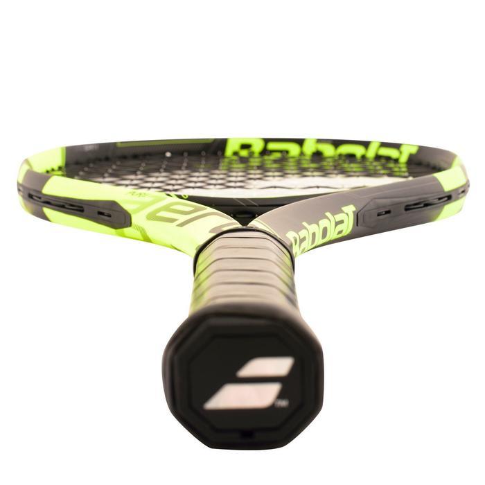 Tennisracket kinderen Babolat Pure Aero 26 zwart geel - 844338