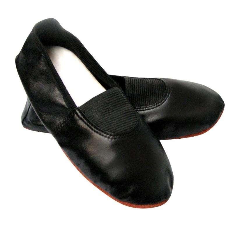 ОБУВЬ / СПОРТИВНАЯ  ГИМНАСТИКА Танцы - ЧЕШКИ КОЖАНЫЕ NO BRAND - Обувь