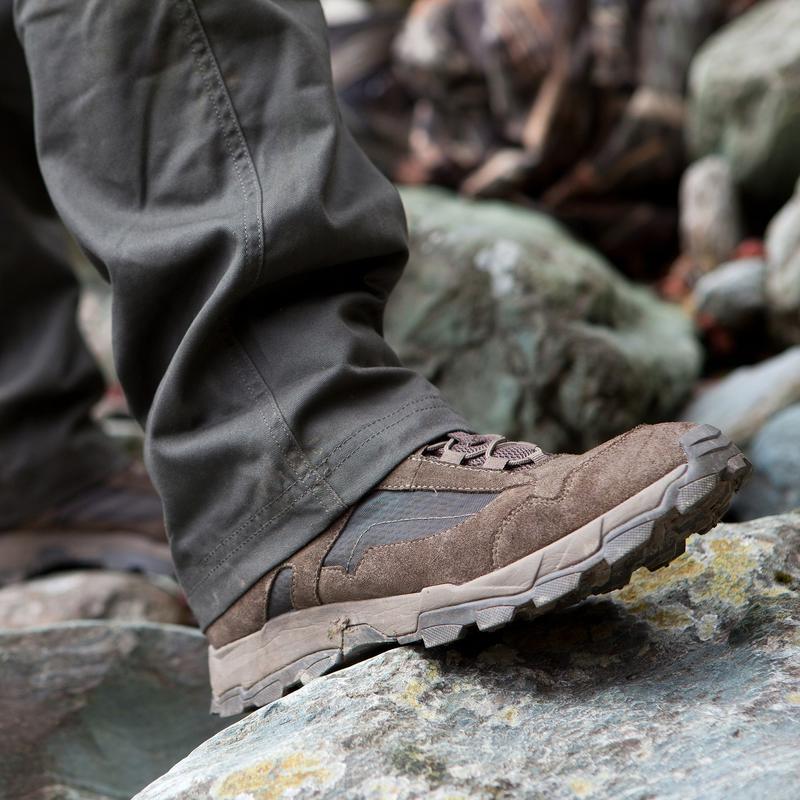 Giày Sporthunt 300 màu be