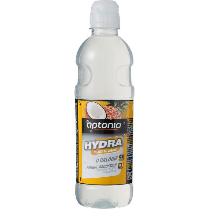 Boisson à base d'eau minérale naturelle aromatisée HYDRA Ananas Coco 500ml