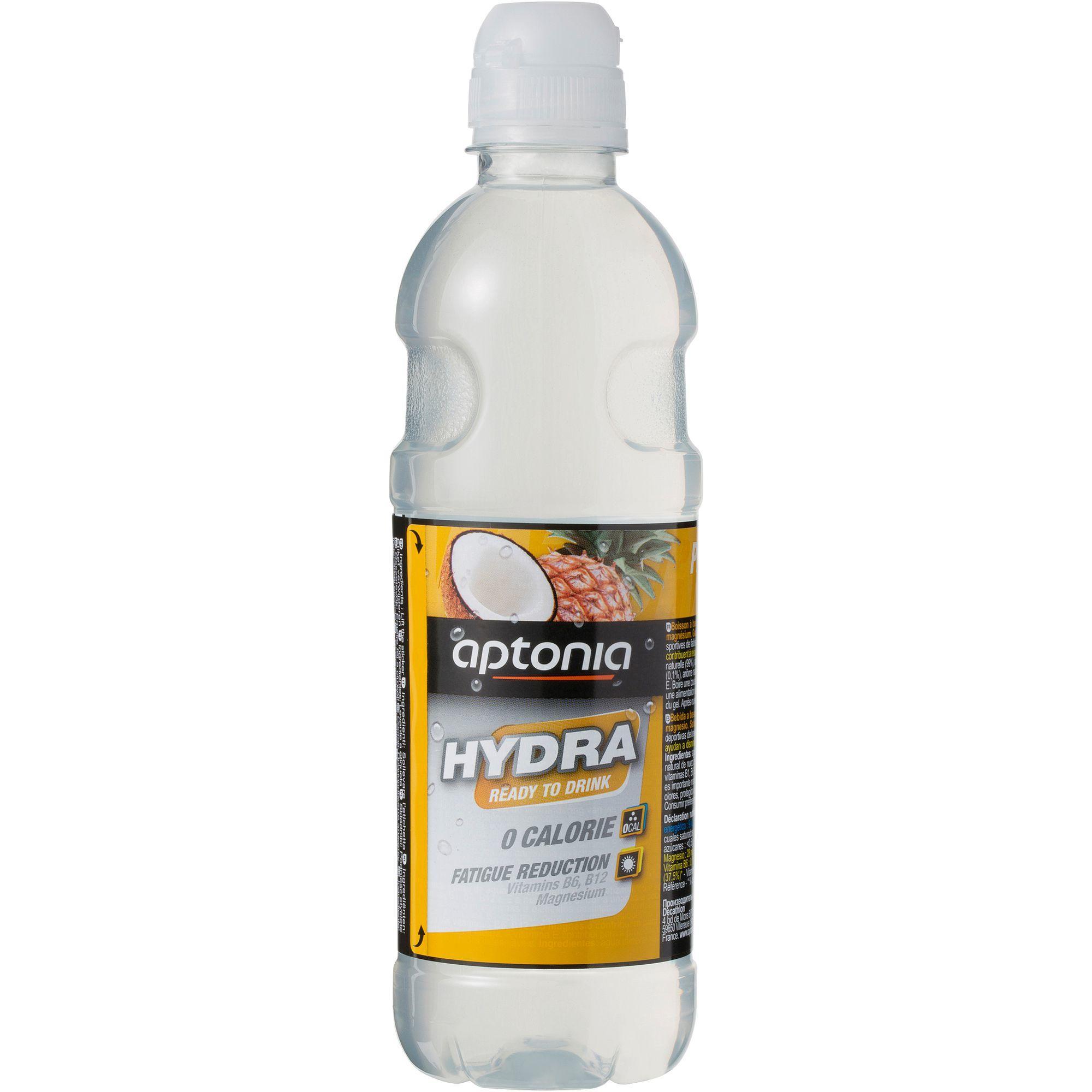 Aptonia Drank op basis van gearomatiseerd nat. mineraalwater Hydra ananas kokos 500 ml