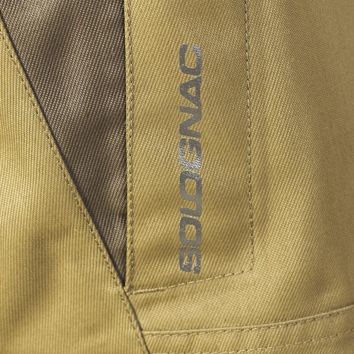 Pantalon chasse imperméable chaud 500 - 844609