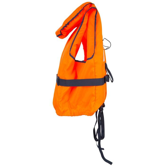 Gilet de sauvetage mousse adulte TYPHON 150N orange