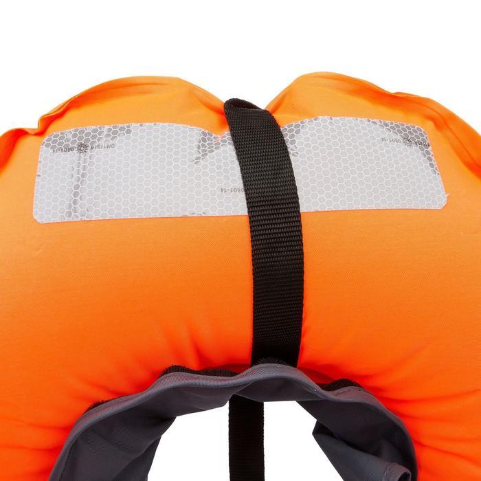 Gilet de sauvetage gonflable adulte LJ 150N AIR gris - 845181
