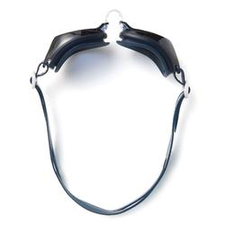 AMA 700 游泳蛙鏡 尺寸 L 藍色 白色