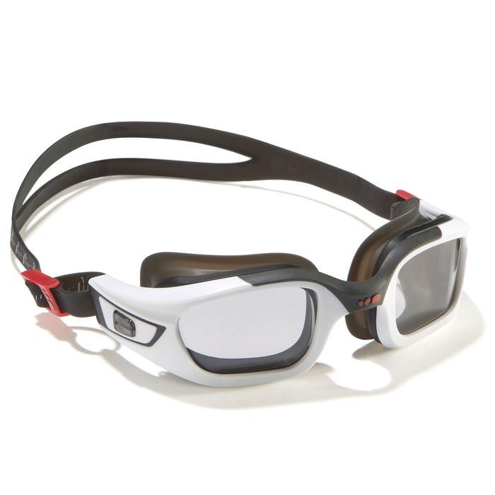 Lunettes de natation SELFIT PACK luminosité 3en1 taille S blanc noir - 845628