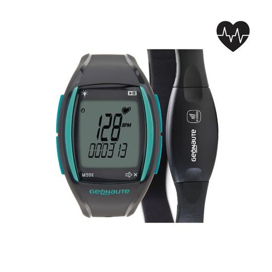 Horloge met gecodeerde hartslagband ONrhythm 310 - 845824