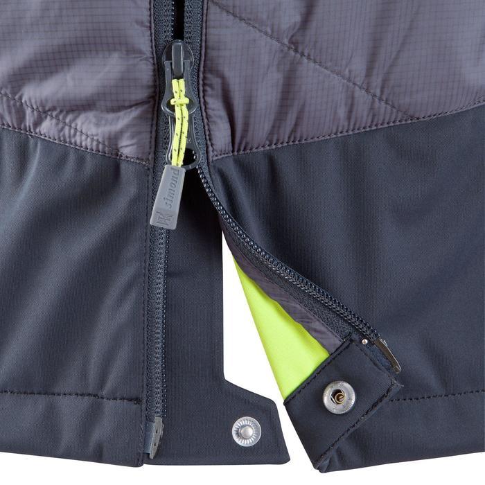 marcas reconocidas mejor proveedor estilo máximo Chaqueta Acolchada Alpinismo Simond Hybrid Sprint Hombre Gris