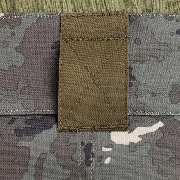 Pantalon chasse imperméable chaud 500 - 846052