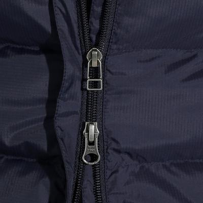 Paddock Women's Warm Horse Riding Padded Jacket - Navy