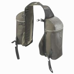 Sentier Horse Riding Small Hacking Saddle Bags - Brown