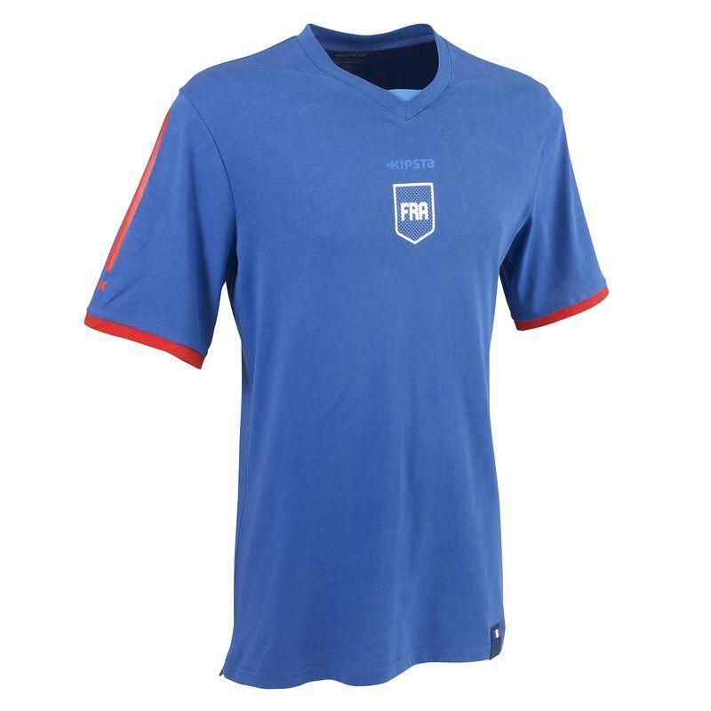 FRANCIE Fotbal - FOTBALOVÝ DRES FP500 KIPSTA - Fotbalové oblečení