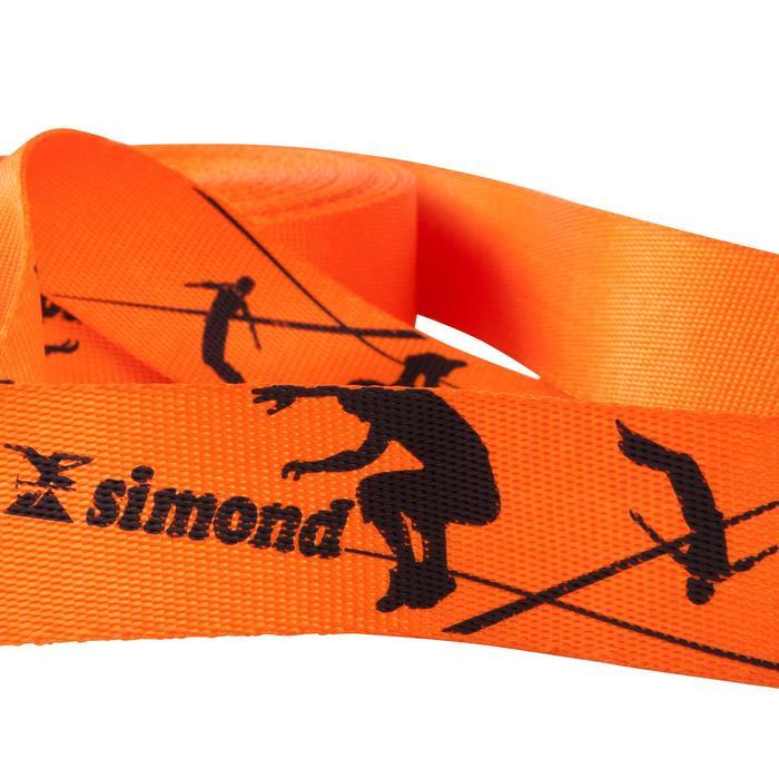 Slackline Simond Jump 15 M