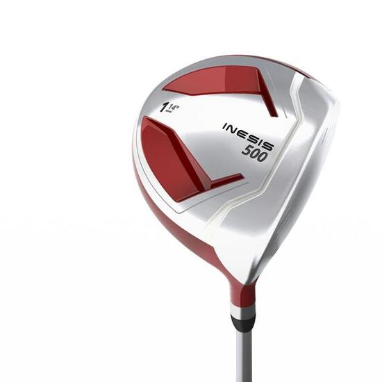 Golf driver 500 voor kinderen van 8-10 jaar rechtshandig - 847733