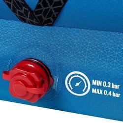 Opblaasbaar veldbed Camp Bed Air 70 blauw - 847866