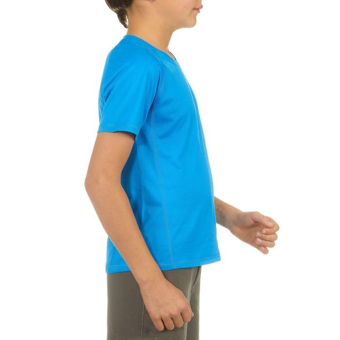 T-Shirt de randonnée garçon Hike 100 - 848240