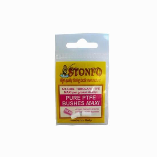 Hengelaccessoires elastische montage topbusje PTFE Stonfo x2 - 848344