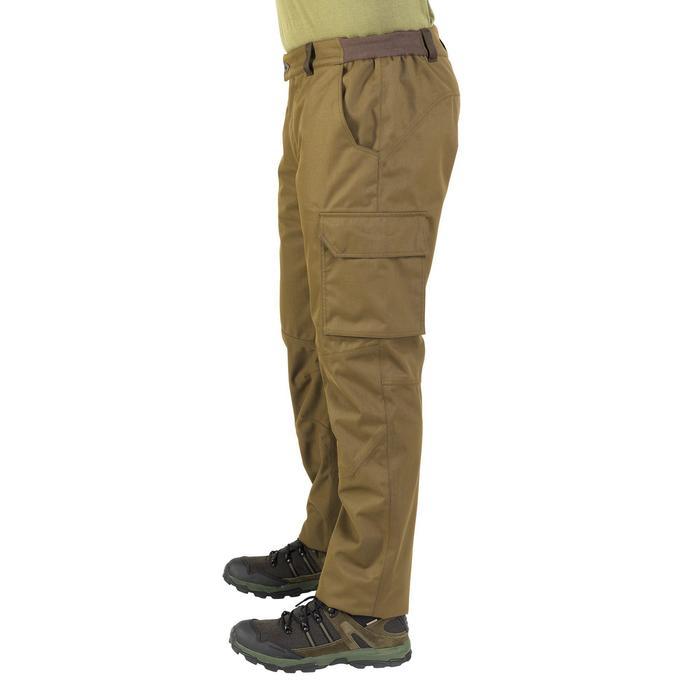 Pantalon chasse imperméable chaud 500 - 848540