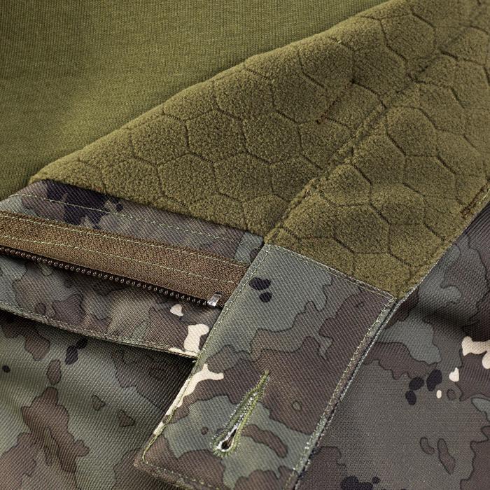 Pantalon chasse imperméable chaud 500 - 848721