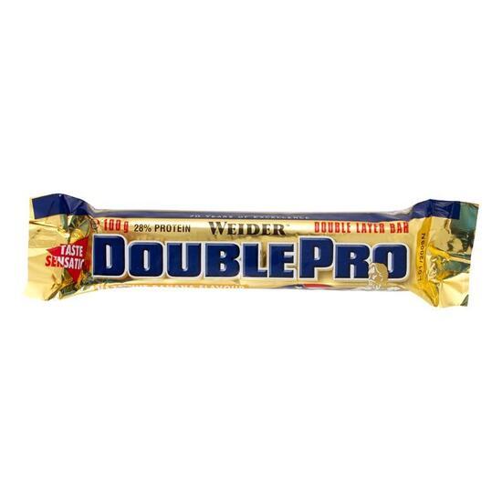 Eiwitreep Double Pro banaan 100 g - 848775