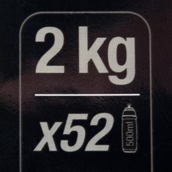 Bebida isotónica polvo ISO+ fresa cereza 2 kg