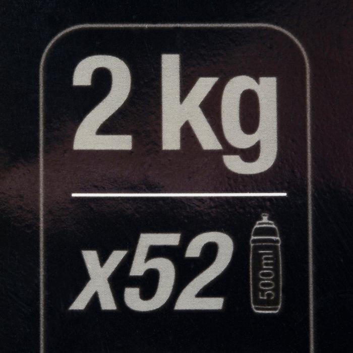 Boisson isotonique poudre ISO+ fraise cerise 2kg - 849566