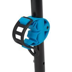 Fietsdrager voor achterklep 320 voor 3 fietsen - 849593